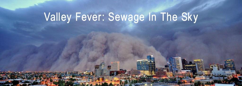 land application sewage sludge and disease