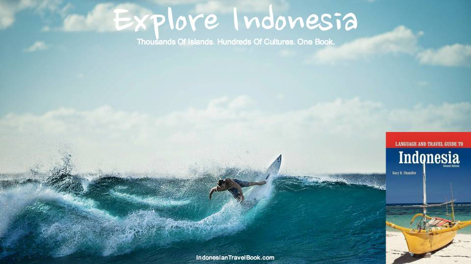 Indonesian language and travel guide